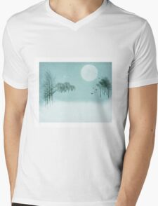 A Winters Tale Mens V-Neck T-Shirt
