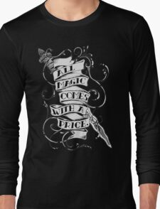 Once Upon a Time Merchandise Long Sleeve T-Shirt