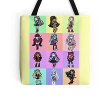 Monster High: Chibi Squad! Tote Bag