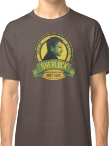 Brownstone Brewery: Sherlock Holmes Honey Lager Classic T-Shirt