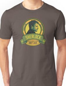 Brownstone Brewery: Sherlock Holmes Honey Lager Unisex T-Shirt