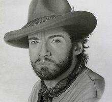 Hugh Jackman from Australia by robdolbs