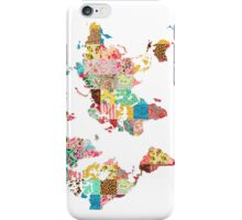 Be An Explorer Of The World iPhone Case/Skin