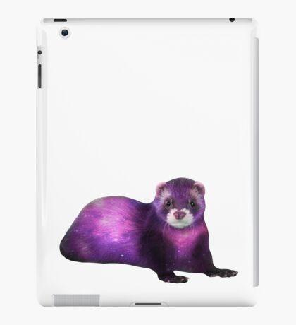 Galaxy Ferret iPad Case/Skin