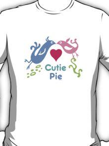 Love birds - kids & baby graphic T-Shirt