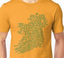 map of ireland by bike Unisex T-Shirt