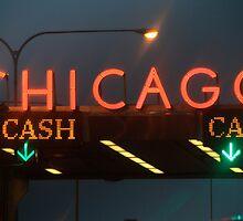 Chicago by Karen Menyhart