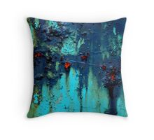 Sinister Throw Pillow