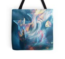 RUINS OF TAMAR Tote Bag