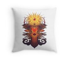 Eye Deer Throw Pillow