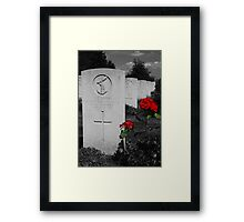 Rememberance Framed Print
