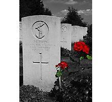 Rememberance Photographic Print