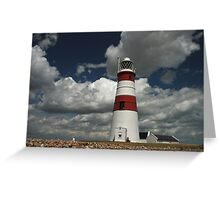 Orford Ness Lighthouse, Suffolk Greeting Card