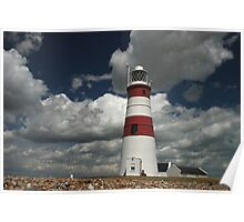 Orford Ness Lighthouse, Suffolk Poster