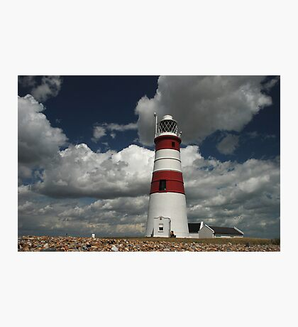Orford Ness Lighthouse, Suffolk Photographic Print