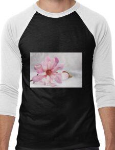 Still Magnolia Men's Baseball ¾ T-Shirt