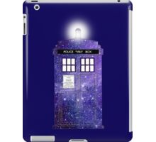 Shiny Police Box. iPad Case/Skin