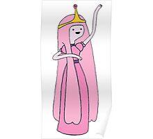 Princess Bubblegum. Poster