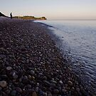 Budleigh Salterton Beach by Sam Mortimer