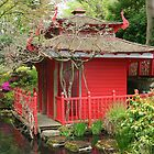 The Tea House, Compton Acres by RedHillDigital