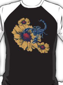 Scorpion Flowers T-Shirt