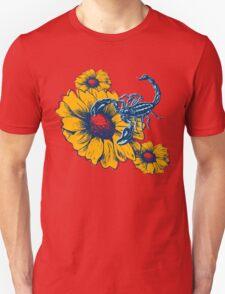 Scorpion Flowers Unisex T-Shirt