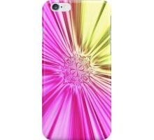 Curtain Call in Pink iPhone Case/Skin