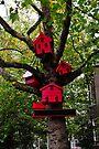 tree houses, vondel park, amsterdam by gary roberts