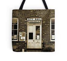 Jacksonville, Oregon, USA, City Hall circa 1880 Tote Bag