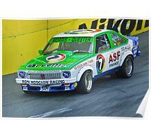 Bob Morris - Holden Torana A9x V8 Gp C Poster