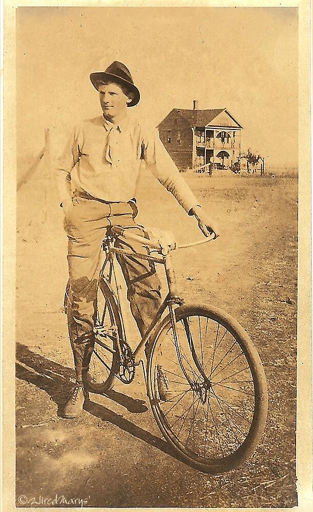 Bob 1915 Medford Oregon by WiredMarys