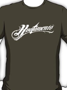 Rootaments Reggae Music Logo T-Shirt