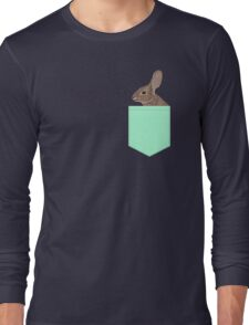 Roger - Bunny, Rabbit, Pet, Cute, Easter, Pet Rabbit, Pet Friendly, Bunny Cell Phone Case Long Sleeve T-Shirt