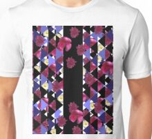 Bursting With Flowers and Tris Unisex T-Shirt