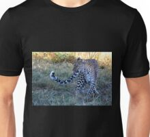 Leopard Ready to Hunt Unisex T-Shirt