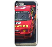 Dick Johnson Ford Sierra RS500 Cosworth Gp A iPhone Case/Skin