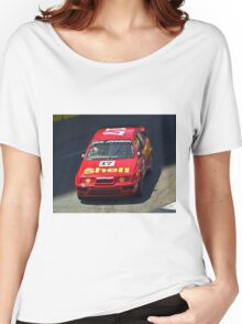 Dick Johnson Ford Sierra RS500 Cosworth Gp A Women's Relaxed Fit T-Shirt