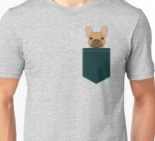Willow - French Bulldog phone case art design for dog lovers and dog people Unisex T-Shirt