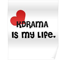 KDrama Is My Life. Poster