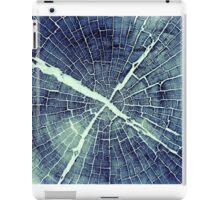 Abstract Bark iPad Case/Skin
