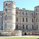 Lulworth Castle, Dorset by Paul Morley
