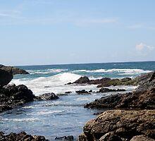 Ocean #4 by Jodie Cooper