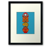 Cultural Awareness Framed Print