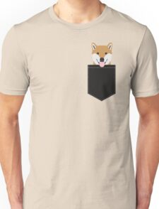 Indiana - Shiba Inu gift design for dog lovers and dog people Unisex T-Shirt