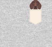 Piper - Dachshund, weener dog, wiener dog, pet portrait, sausage dog, pet T-Shirt