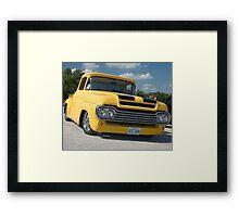 1959 Ford Pick-Up Framed Print