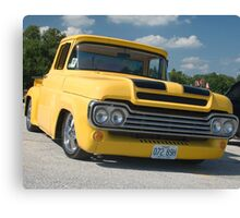 1959 Ford Pick-Up Canvas Print