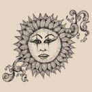 Sunflower by Octavio Velazquez