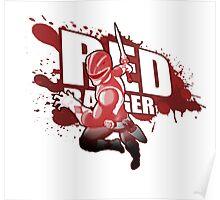 Forever Red Poster