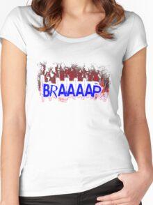 Braaaap Women's Fitted Scoop T-Shirt